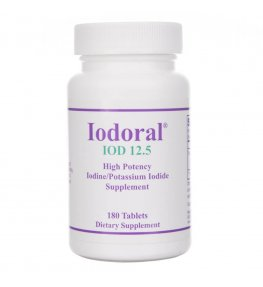 Optimox Iodoral® 12,5 mg - 180 tabletek