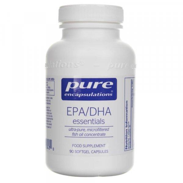 Pure Encapsulations EPA / DHA - 90 kapsułek