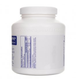 Pure Encapsulations Potas Magnez (cytryniany) - 180 kapsułek