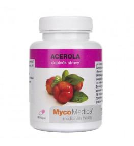 MycoMedica Acerola w optymalnym stężeniu - 90 kapsułek
