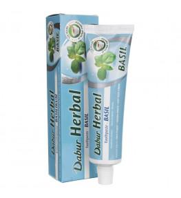 Dabur Pasta do zębów z bazylią (Tulsi) - 100 ml