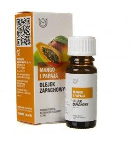 Naturalne Aromaty olejek zapachowy Mango i Papaja - 12 ml