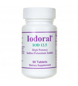 Optimox Iodoral® 12,5 mg - 90 tabletek