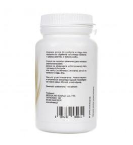 Aliness Cynk Chelatowany 22 mg - 100 tabletek