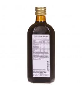 Olvita Olej z awokado zimno tłoczony nieoczyszczony - 250 ml