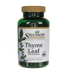 Swanson Tymianek 500 mg - 120 kapsułek