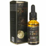 Progress Labs Witamina K2 MK-7 + D3 FORTE w kroplach - 30 ml