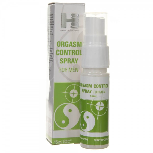 SHS Orgasm Control Spray - 15 ml