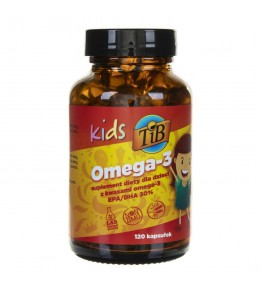 This is Bio Kids Omega-3 - 120 kapsułek