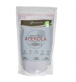 Progress Labs Acerola naturalna witamina C w proszku - 500 g