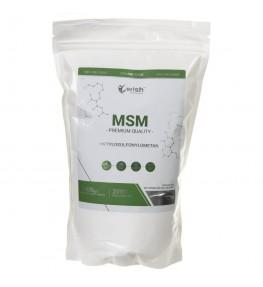 Wish MSM Siarka Organiczna  - 1 kg
