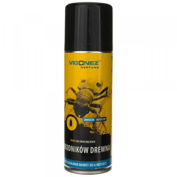 Vigonez Neptune Spray do zwalczania korników - 200 ml