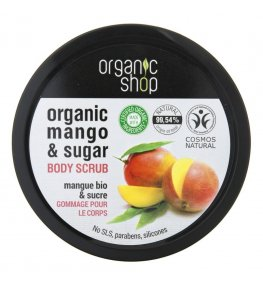 Organic Shop Scrub do ciała Kenijska Mango - 250 ml