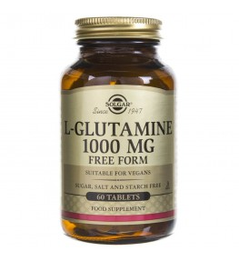 Solgar L-Glutamina 1000 mg - 60 tabletek