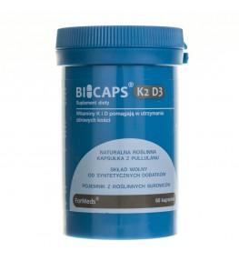 Formeds Bicaps K2 D3 - 60 kapsułek