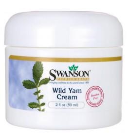 Swanson krem Wild Yam (naturalny progesteron) - 59 ml