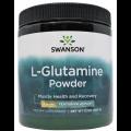 Swanson AjiPure L-Glutamina w proszku - 340 gramów