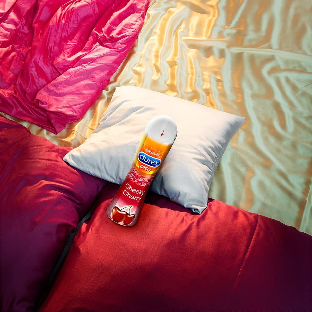 Durex Play Soczysta wiśnia żel nawilżający - 50 ml