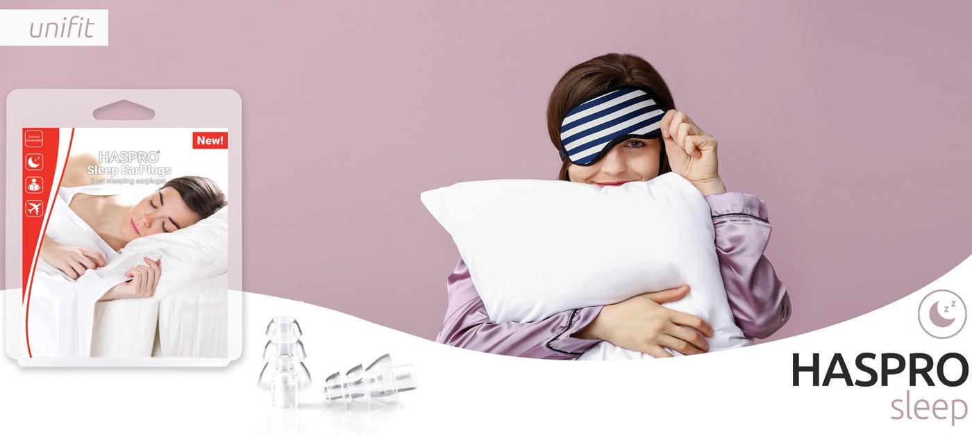 Haspro Sleep Universal