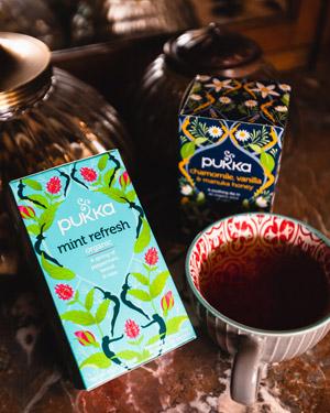Pukka Herbata